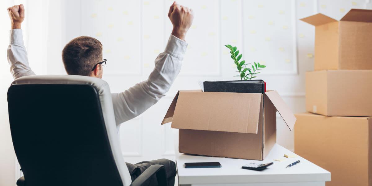 самостоятельный переезд офиса