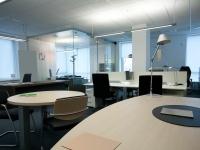 Расстановка мебели при офисном переезде