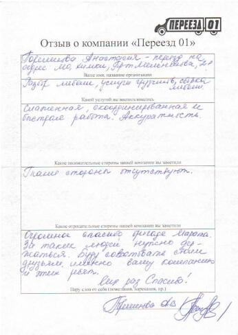 Гореликова Анастасия